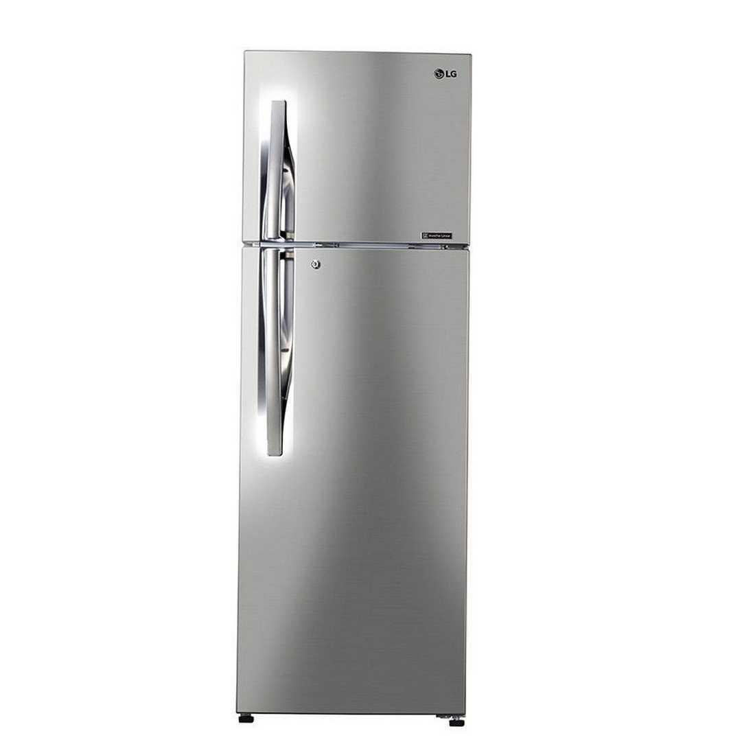 LG GL C302RPZU 284 Litres Frost Free Double Door Refrigerator