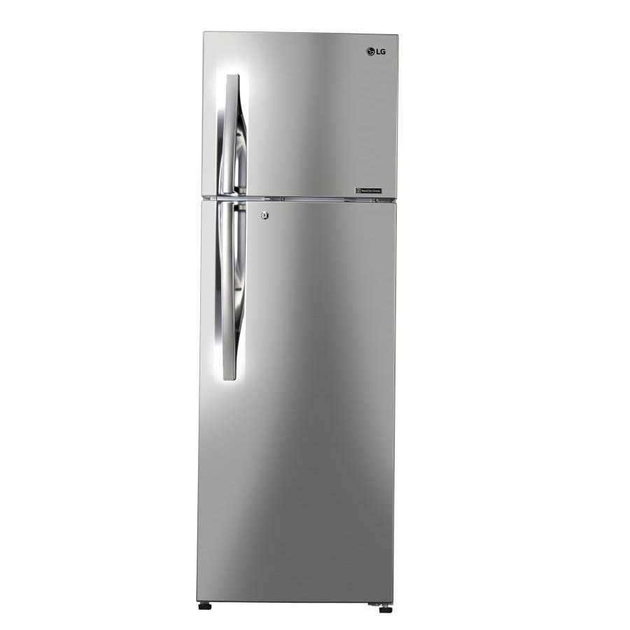 LG GL C372RPZU 335 Litres Frost Free Double Door 3 Star Refrigerator