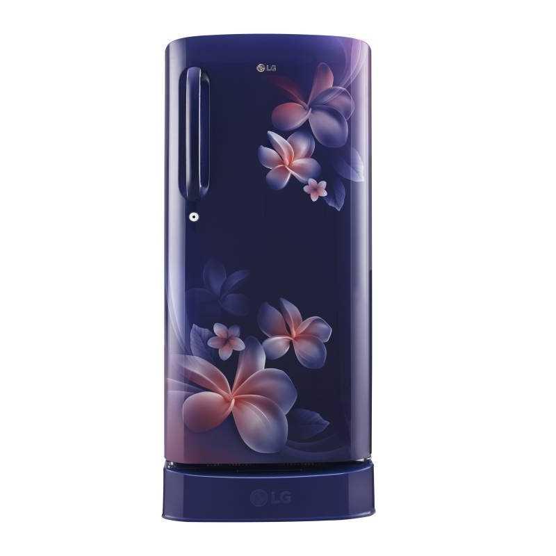 LG GL D201ABPX 190 Liter Direct Cool Single Door Refrigerator