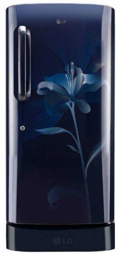 LG GL D201AMLC 190 Litres Direct Cool Single Door Refrigerator