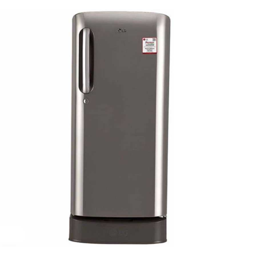 LG GL D201APZW 190 Litres Direct Cool Single Door Refrigerator