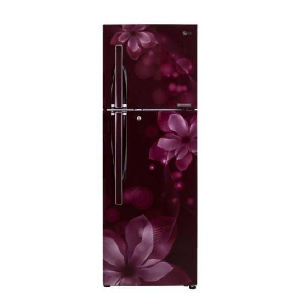 LG GL Q282RSOY 255 Litres Single Door Frost Free Refrigerator