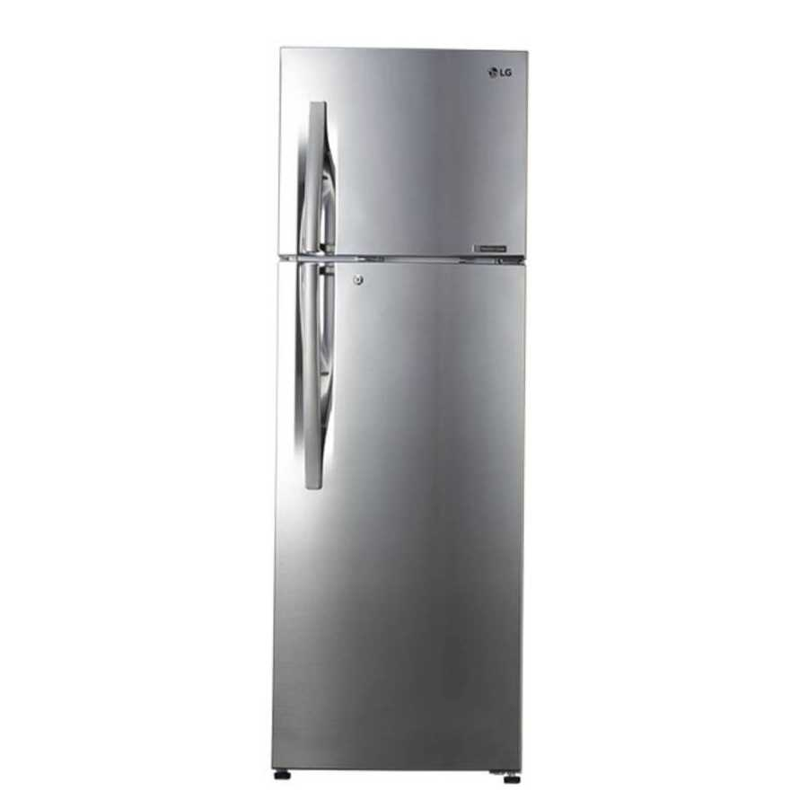LG GL R372JPZN 335 Litres Frost Free Double Door Refrigerator