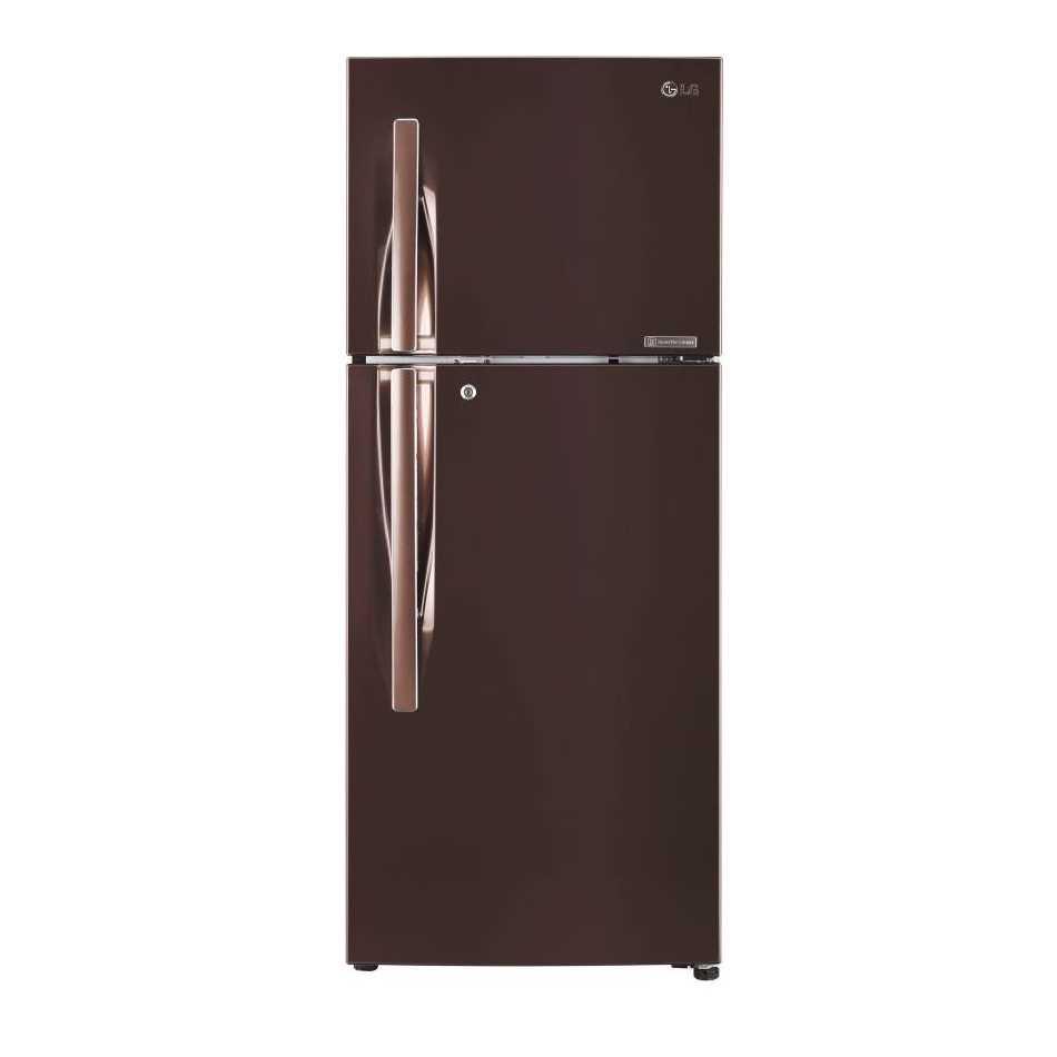 LG GL-T292RASN Double Door 260 Litre Frost Free Refrigerator