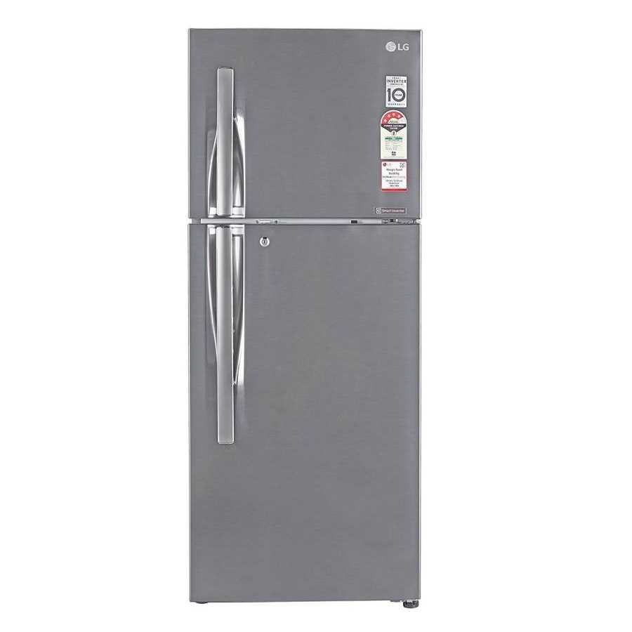 LG GL T292RPZN 260 Litres Frost Free Double Door Refrigerator