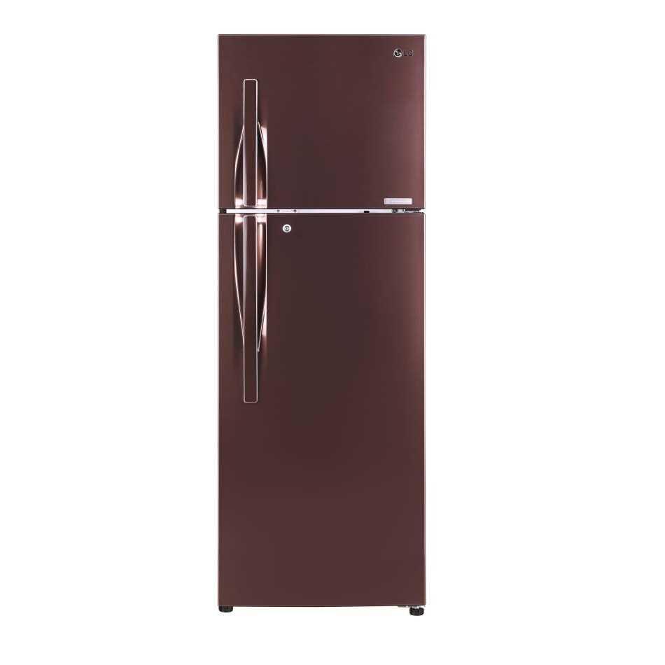 LG GL-T372JASN Double Door 335 Litre Frost Free Refrigerator