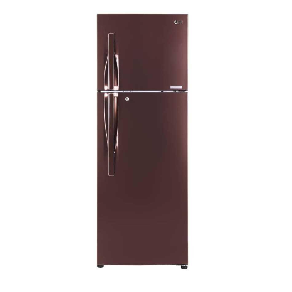LG GL-T402JASN Double Door 360 Litre Frost Free Refrigerator