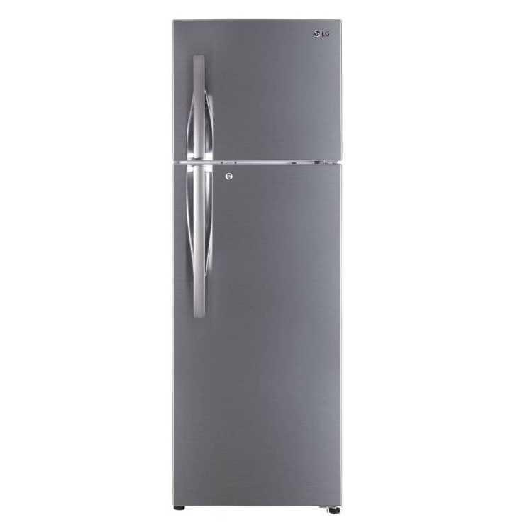 LG GL T402JPZU 360 Litres Frost Free Double Door Refrigerator