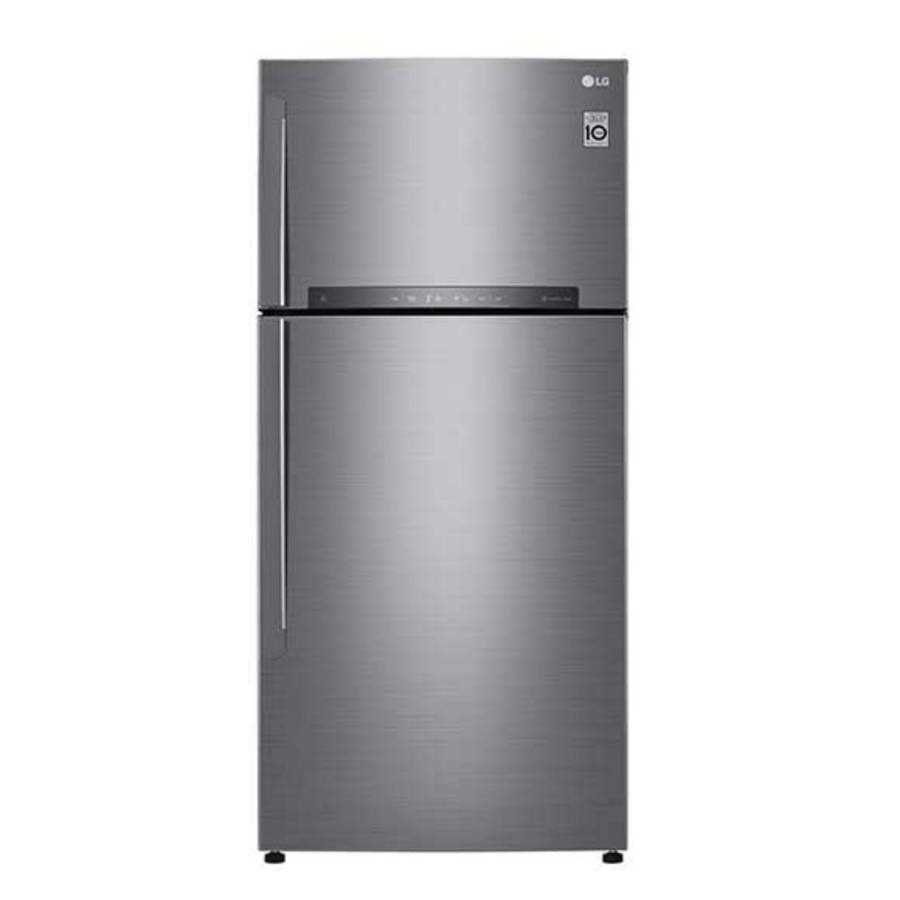 LG GN H602HLHU 516 Litres Frost Free Double Door Refrigerator