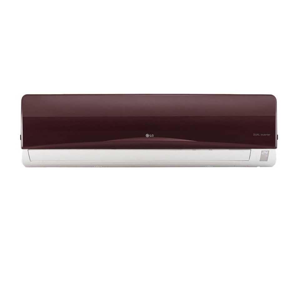LG JS-Q12RUXA 1 Ton 3 Star Inverter Split AC