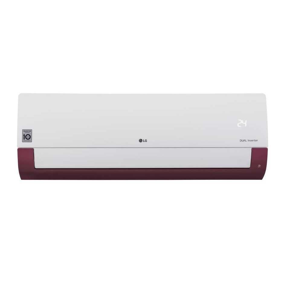LG KS Q12WNXD 1 Ton 3 Star Inverter Split AC