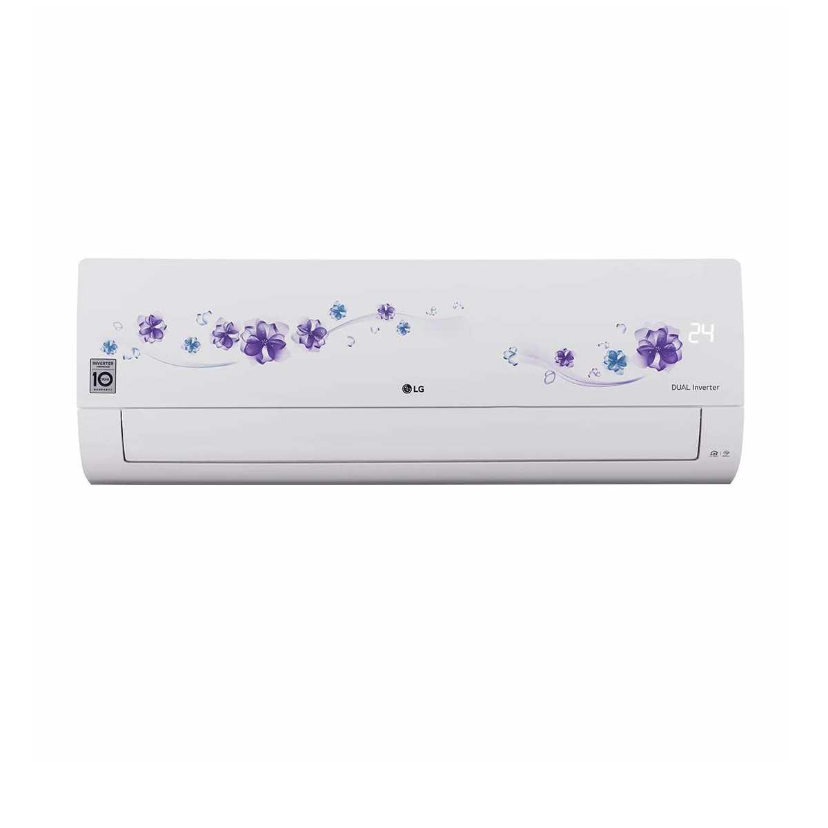 LG KS Q18FNZD 1.5 Ton 5 Star Inverter Split AC