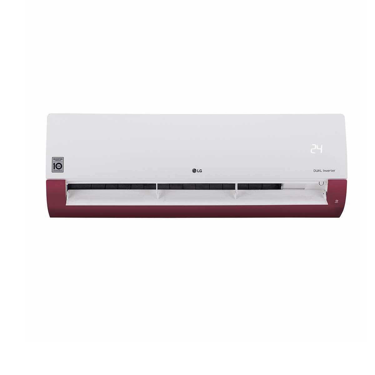 LG KS Q18WNXD 1.5 Ton 3 Star Inverter Split AC