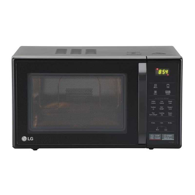 LG MC2146BG 21 Liter Convection Microwave Oven