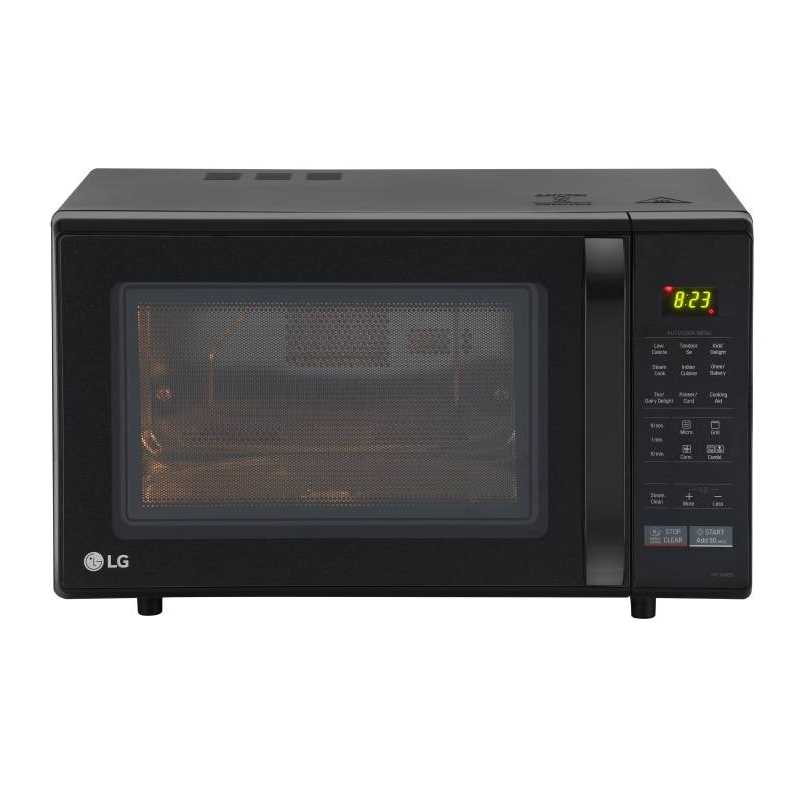 LG MC2846BG 28 Liter Convection Microwave Oven