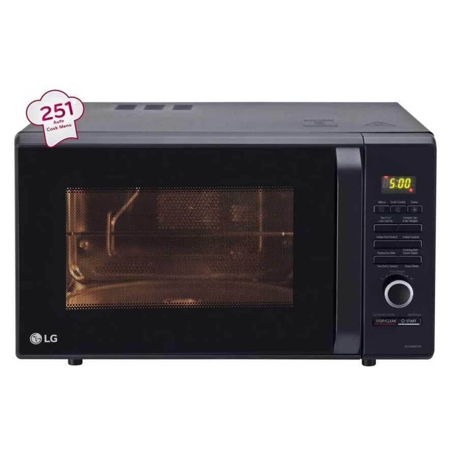 LG MC2886BFUM 28 Litres Convection Microwave Oven