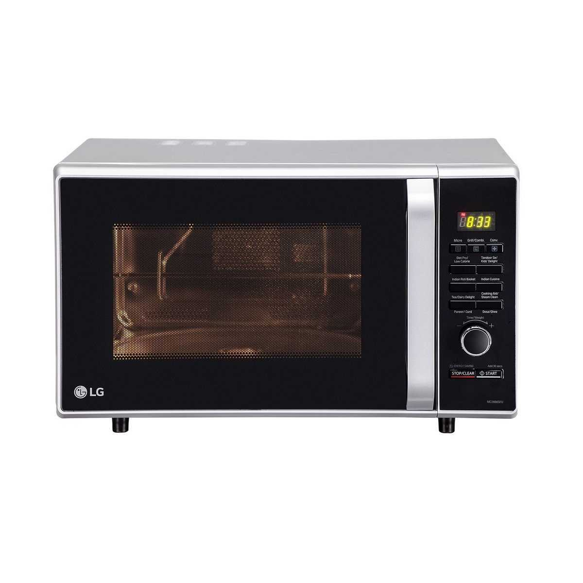 LG MC2886SFU 28 Litres Convection Microwave Oven