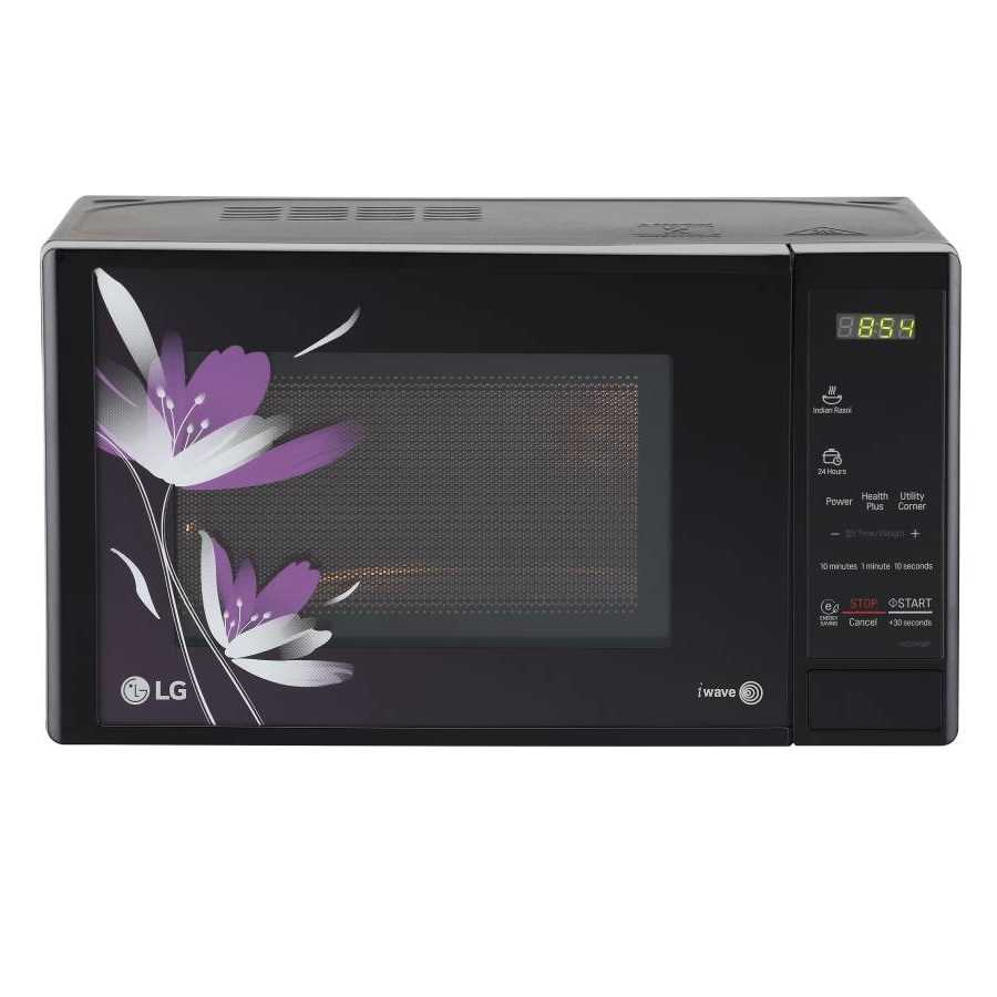 LG MS2043BP 20 Litre Solo Microwave Oven
