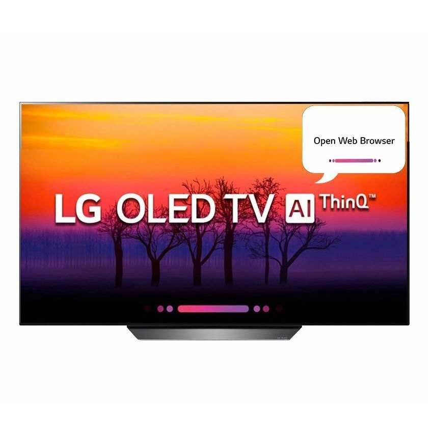 LG OLED55B8PTA 55 Inch 4K Ultra HD Smart OLED Television