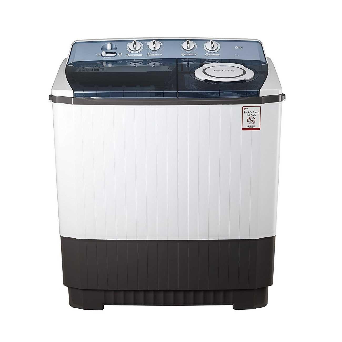 LG P1064R3SA 9 Kg Semi Automatic Top Loading Washing Machine