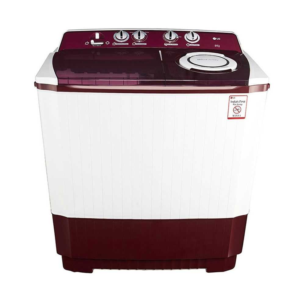 LG P1065R3SA 9 Kg Top Loading Semi Automatic Washing Machine