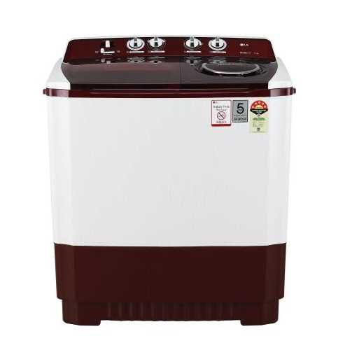 LG P1145SRAZ 11 Kg Semi Automatic Top Loading Washing Machine