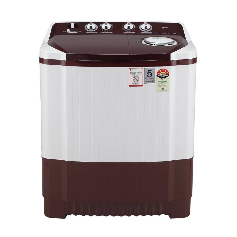 LG P8030SRAZ 8 Kg Semi Automatic Top Loading Washing Machine