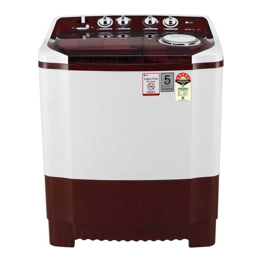LG P8035SRMZ 8 Kg Semi Automatic Top Loading Washing Machine