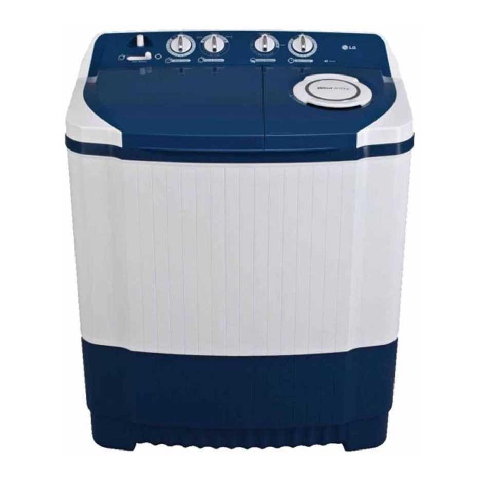 LG P8071N3FA 7 Kg Semi Automatic Top Loading Washing Machine