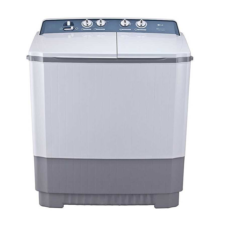 LG P9560R3FA 8.5 Kg Semi Automatic Top Loading Washing Machine