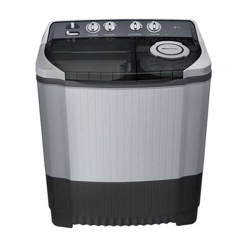 LG P9563R3FA 8.5 Kg Semi Automatic Top Loading Washing Machine