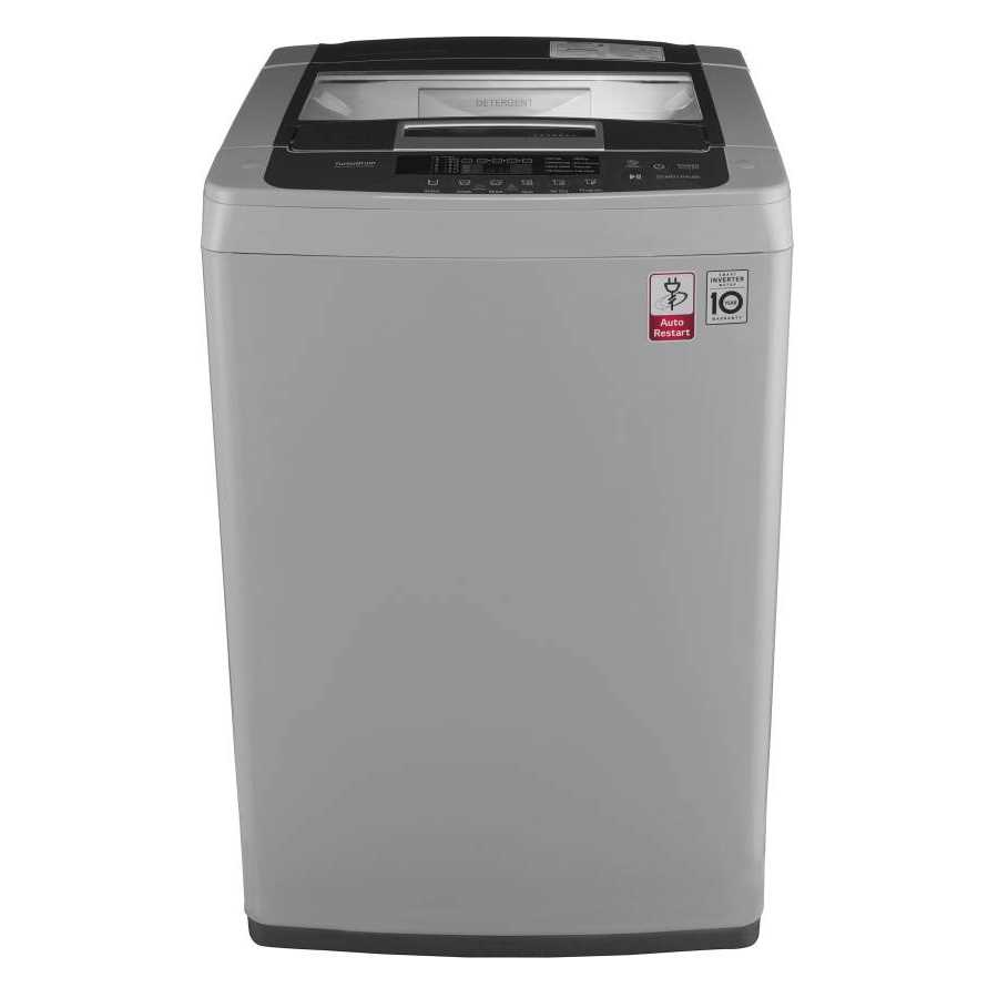 LG T7569NDDLH 6.5 Kg Inverter Fully Automatic Top Loading Washing Machine