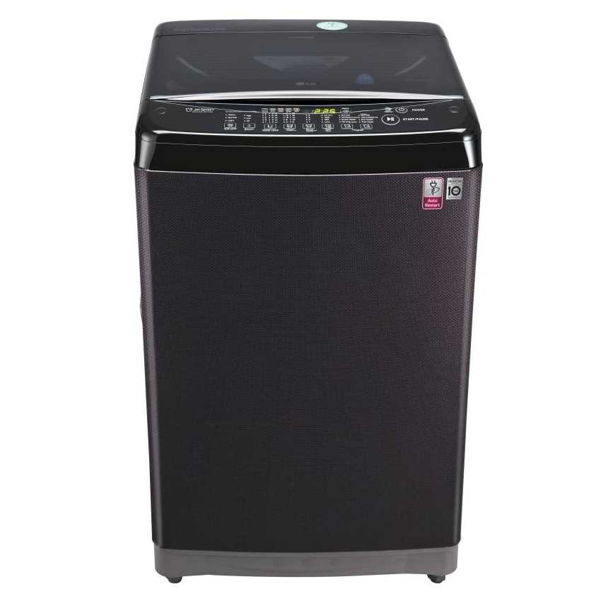 LG T7577NDDLK 6.5 Kg Fully Automatic Top Loading Washing Machine
