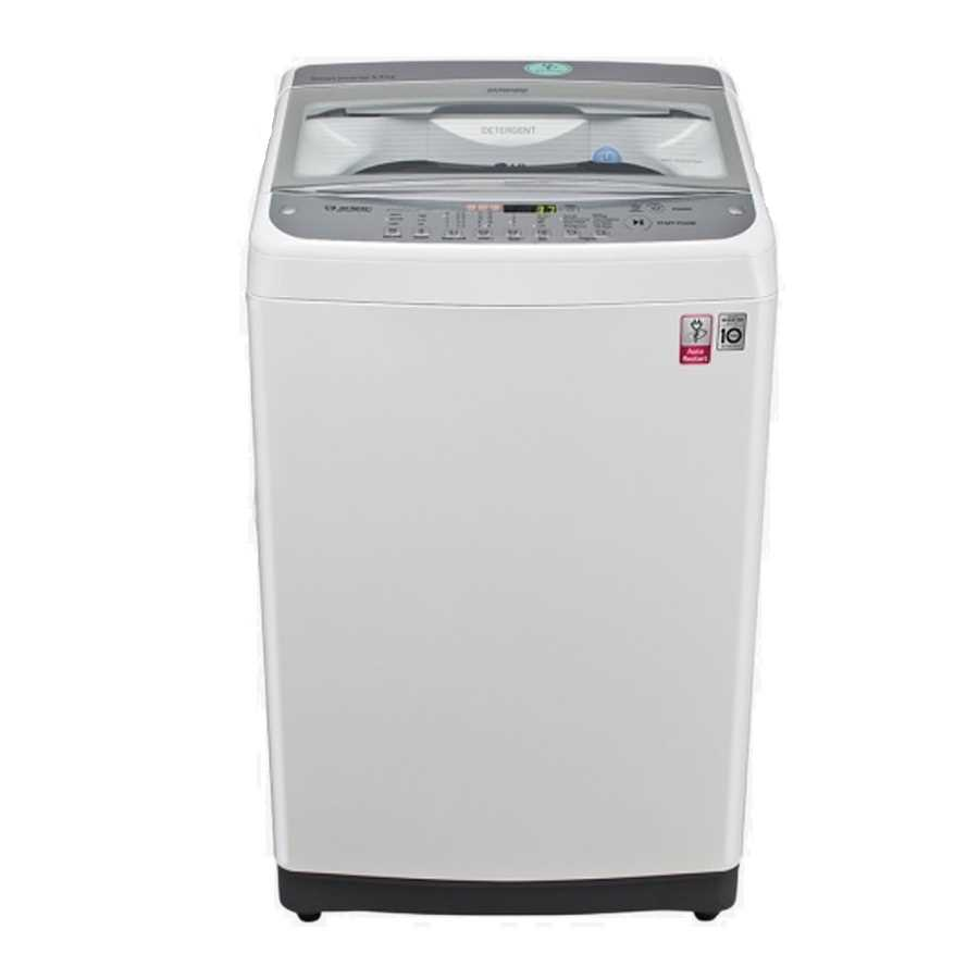 LG T7577NEDLZ 6.5 Kg Fully Automatic Top Loading Washing Machine