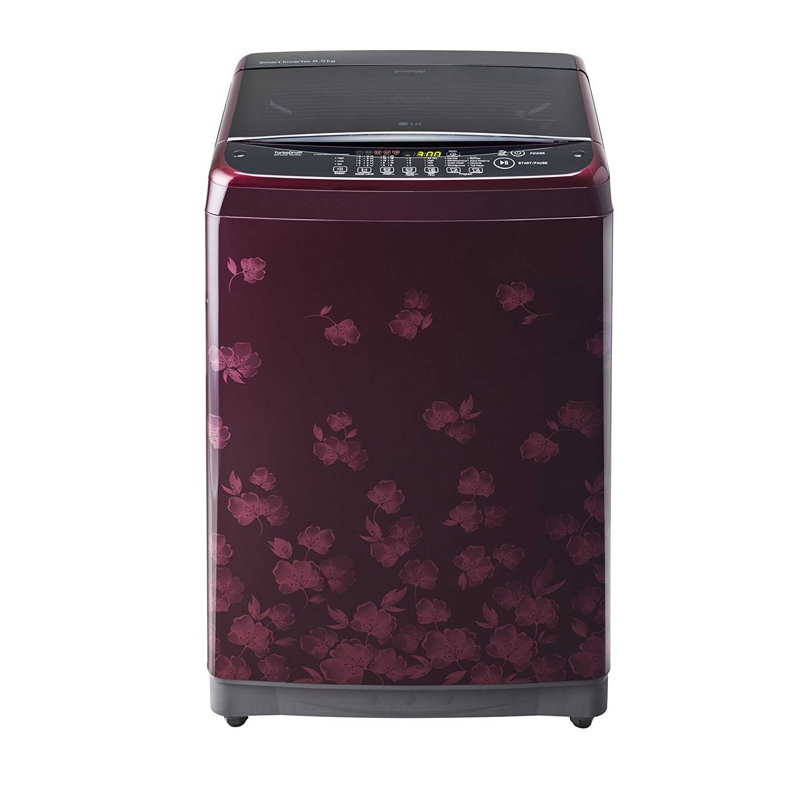 LG T7581NEDL8 6.5 Kg Fully Automatic Top Loading Washing Machine