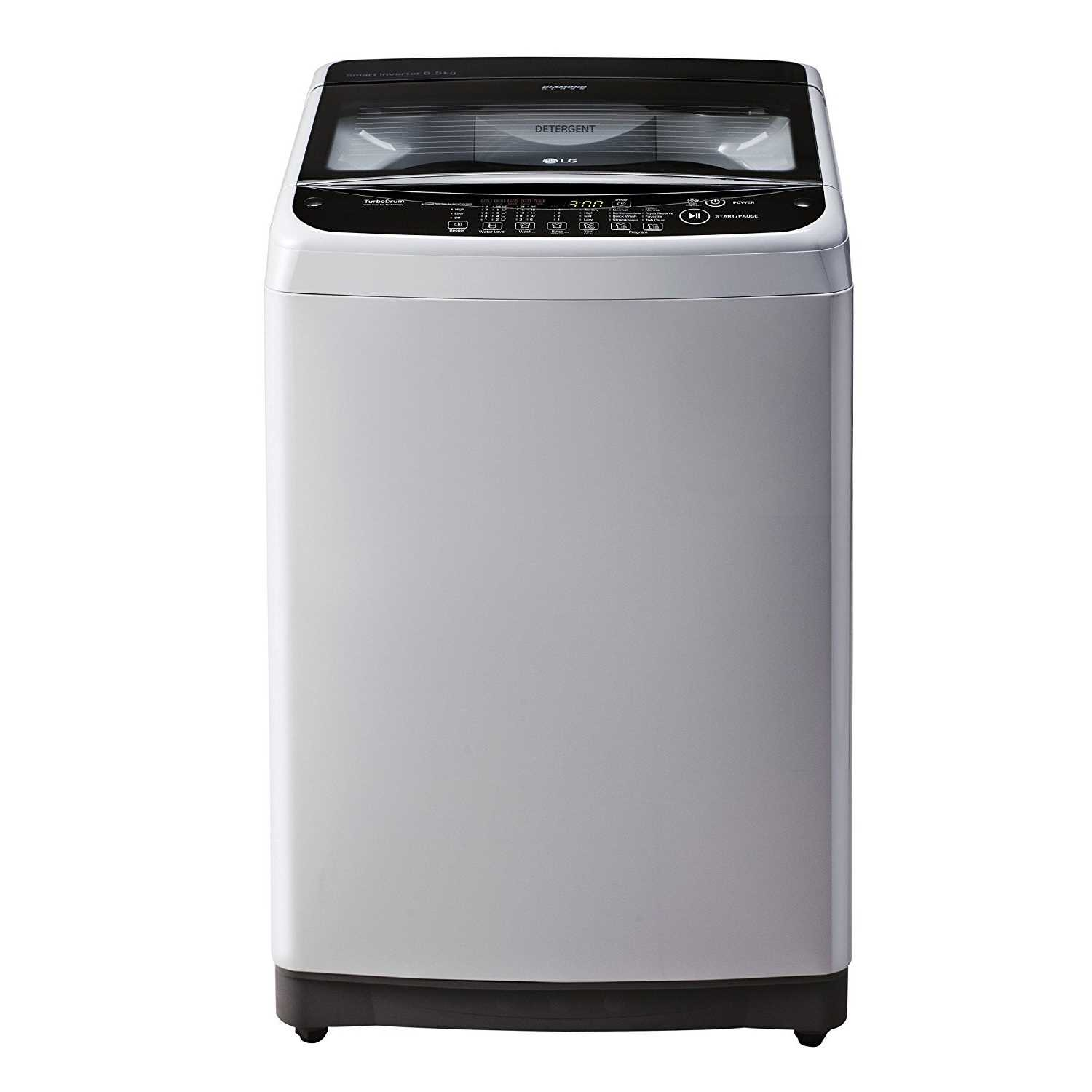 LG T7581NEDLJ 6.5 Kg Fully Automatic Top Loading Washing Machine