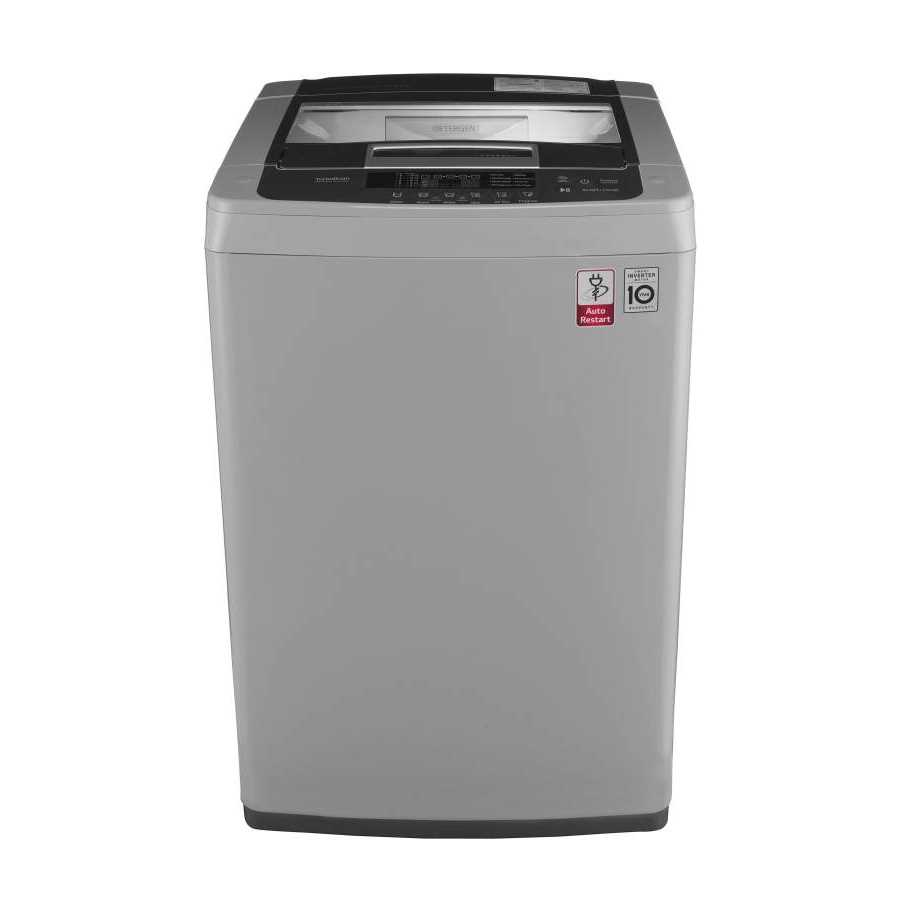 LG T8069NEDLH 7 Kg Inverter Fully Automatic Top Loading Washing Machine