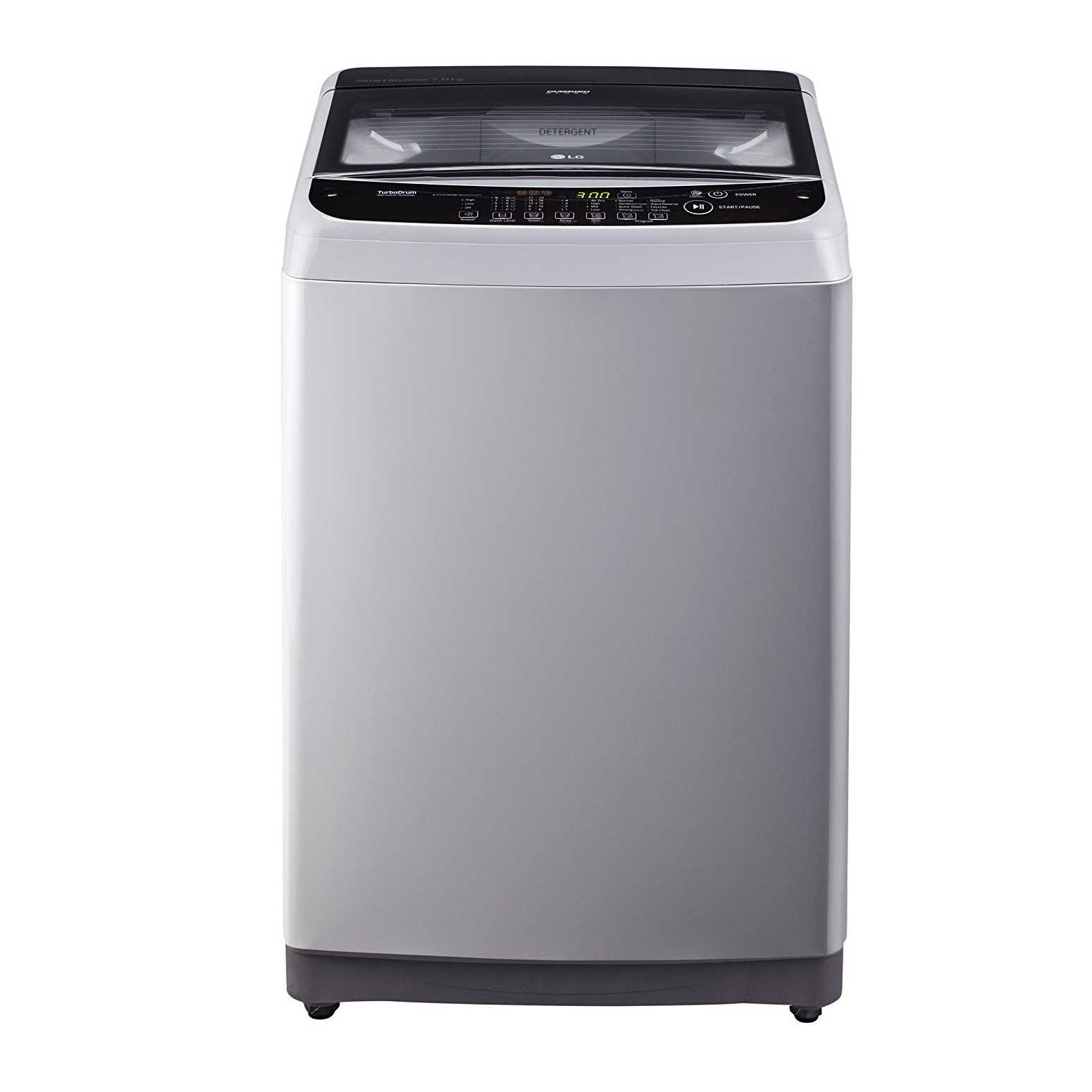 LG T8081NEDLJ 7 Kg Fully Automatic Top Loading Washing Machine