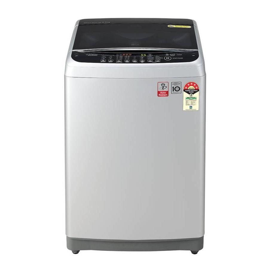 LG T80SJSF1Z 8 Kg Fully Automatic Top Loading Washing Machine