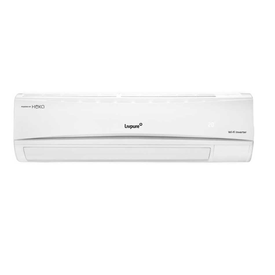 Livpure HKS-IN12K3S19A 1 Ton 3 Star Inverter Split AC