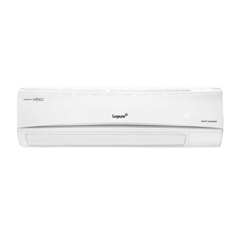 Livpure HKS-IN18K5S19A 1.5 Ton 5 Star Inverter Split AC