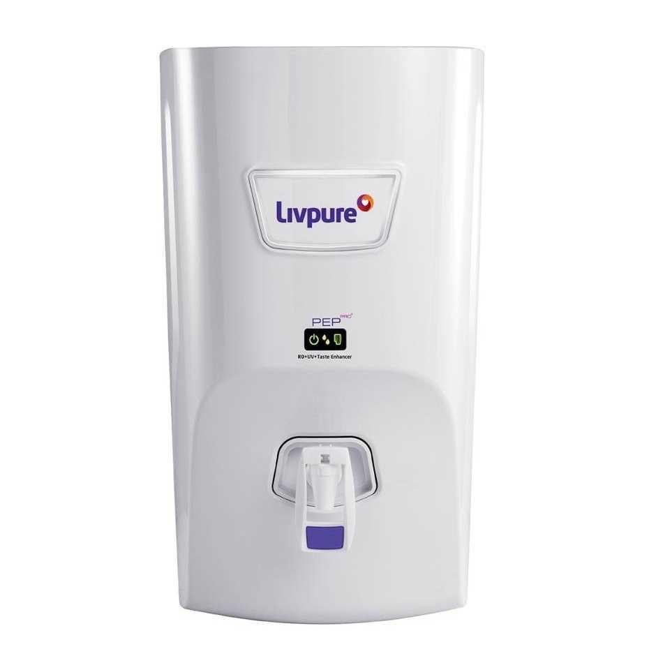 Livpure Pep Pro+ 7 L RO UV Water Purifier