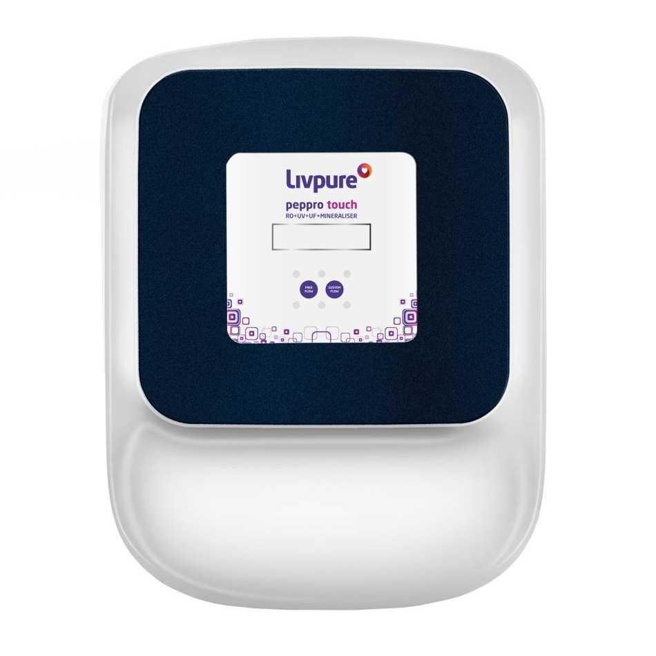 Livpure Pep Pro Touch 8.5 L RO UV UF Water Purifier