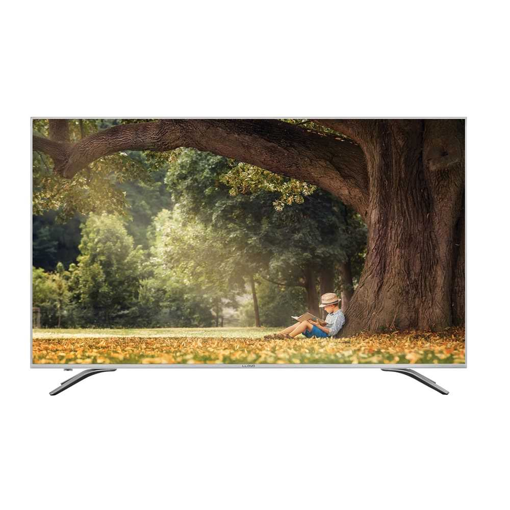 Lloyd L55U1X0IV 55 Inch 4K Ultra HD Smart LED Television