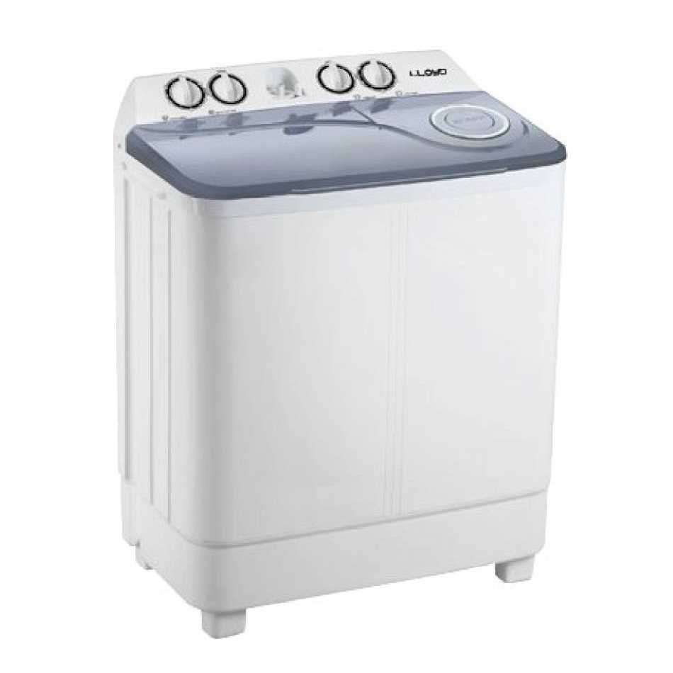 Lloyd LWMS65LP 6.5 Kg Semi Automatic Top Loading Washing Machine