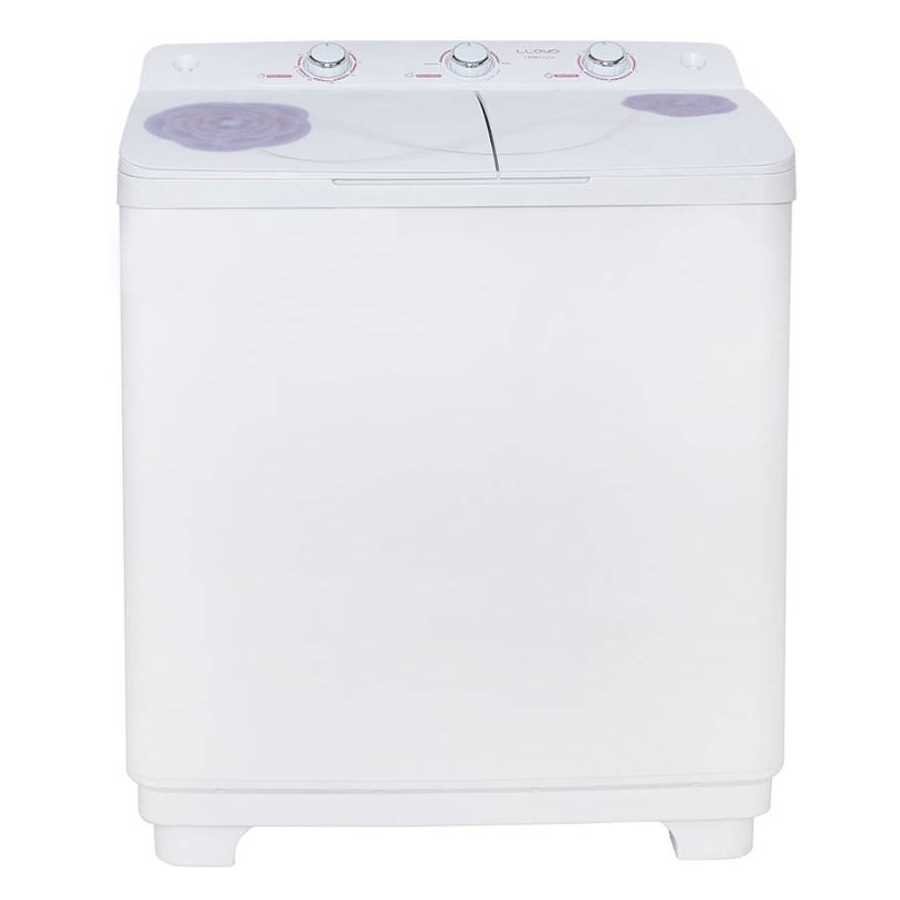 Lloyd LWMS72G 7.2 Kg Semi Automatic Top Loading Washing Machine