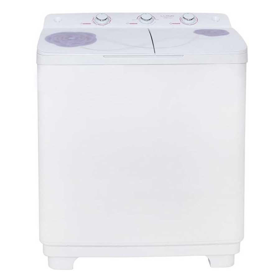Lloyd LWMS72G 7.2 Kg Semi Automatic Top Loading Washing Machine