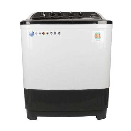 Lloyd LWMS80GDB 8 Kg Semi Automatic Top Loading Washing Machine