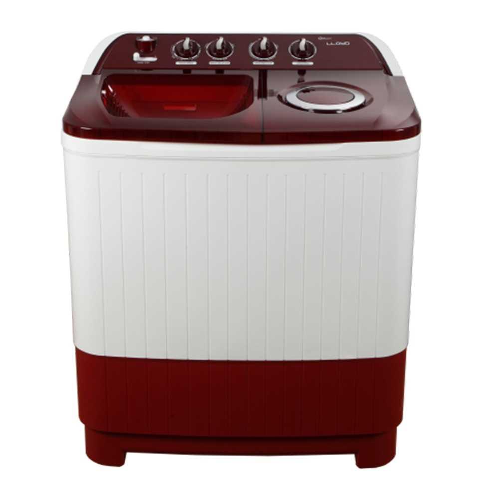 Lloyd LWMS85RDB 8.5 Kg Semi Automatic Top Loading Washing Machine