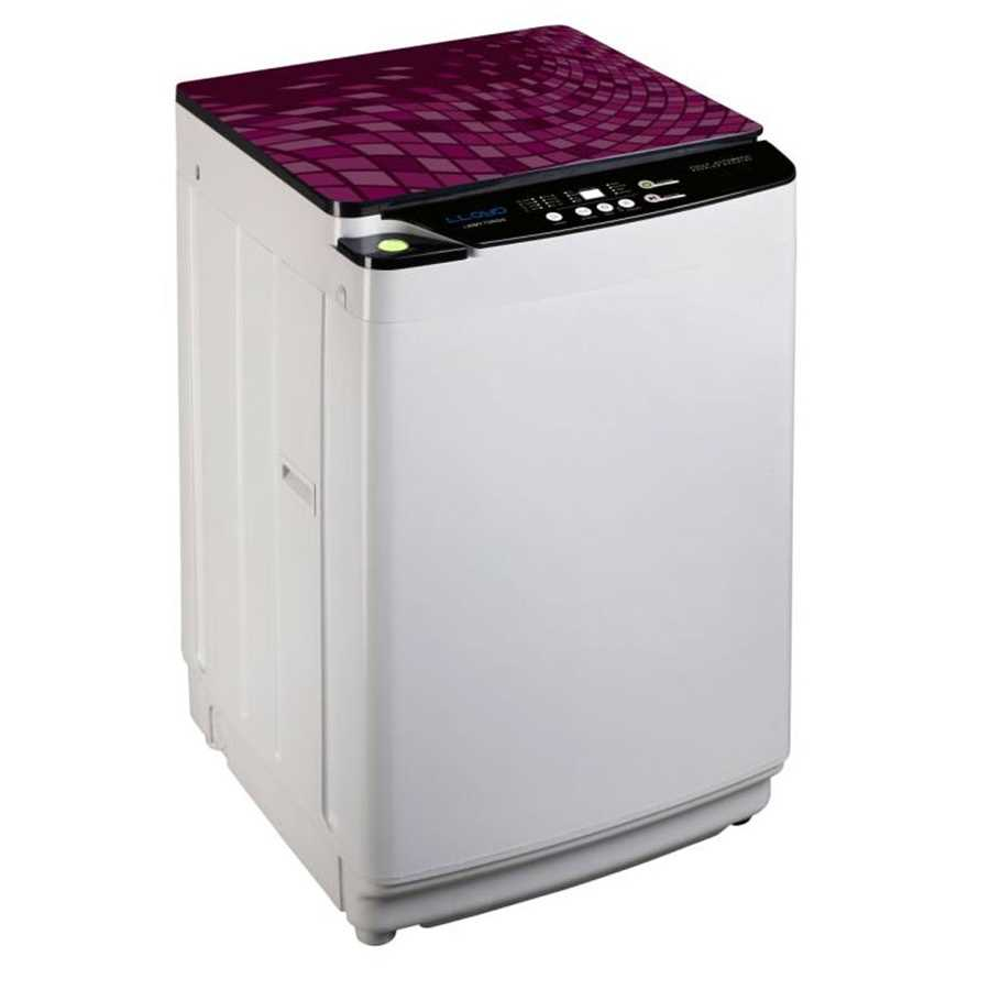 Lloyd LWMT65RGS 6.5 Kg Fully Automatic Top Loading Washing Machine